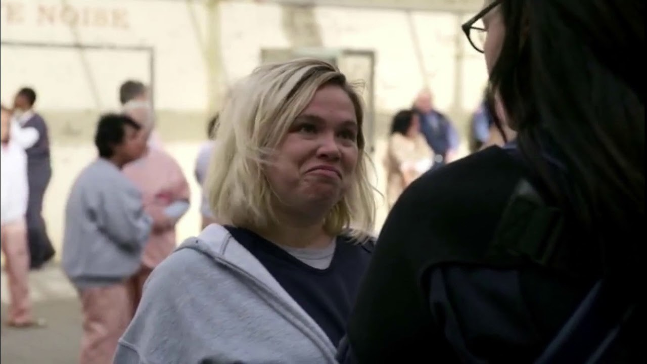 Amanda Fuller—AKA Badison—on What It's Like to Be the Most Hated Character in Orange Is the New Black' History pictures