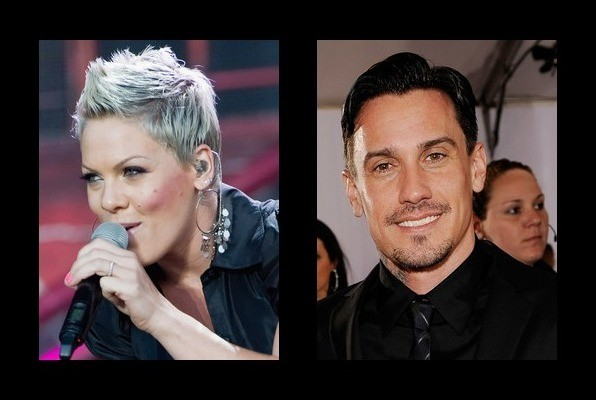 Pink is married to Carey Hart