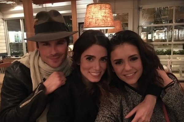 Nikki Reed and Nina Dobrev Address Feud Rumors By Condemning Gossip Sites
