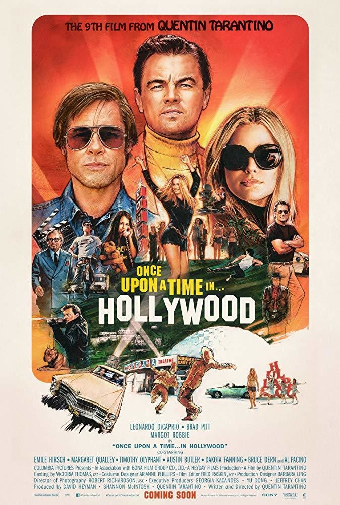 Leonardo DiCaprio And Brad Pitt Combine Powers For A Huge Payoff In 'Once Upon A Time In Hollywood'