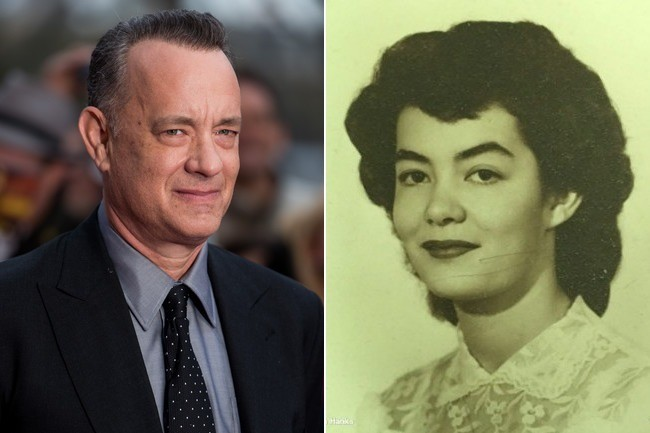 Tom Hanks Mom Janet Dies At 84 Hanks Writes Sweet Message In Her Honor Celebrity News Zimbio