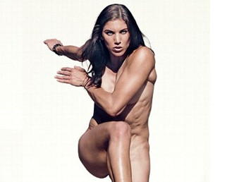 hope solo nudes