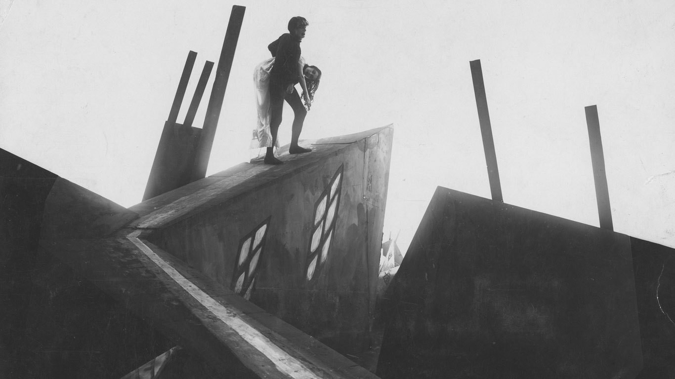 the cabinet of dr. caligari - gorgeous desktop wallpaper backgrounds