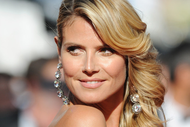 Heidi Klum's 10 Most Unforgettable Beauty Looks