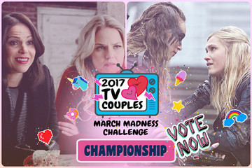 2017 TV Couples March Madness Challenge: Vote in the Championship Round!