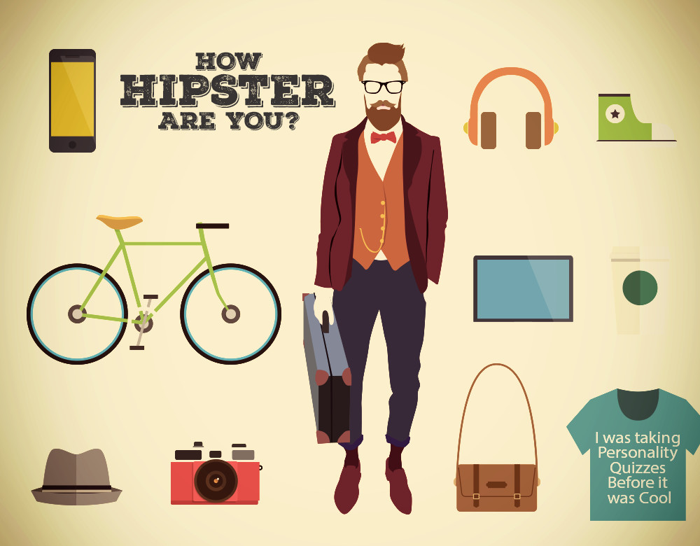 How Hipster Are You? - Quiz - Zimbio