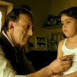 In the original draft, Amelie's father was an Englishman living in London.