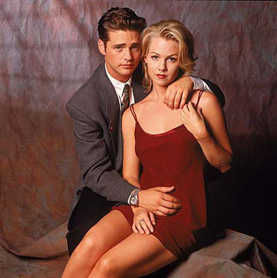 Brandon Walsh Beverly Hills 90210 Tv S Best Boyfriends Zimbio