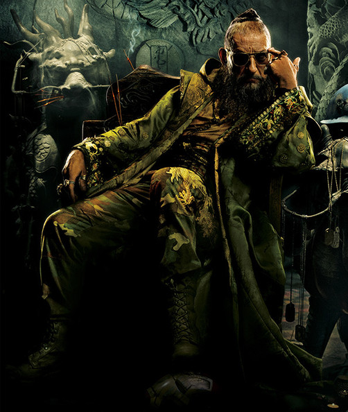 the mandarin in iron man 3 the best movie villains of