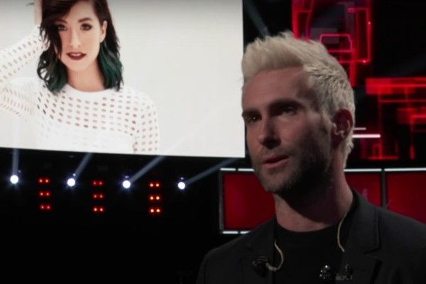 Adam Levine Performs 'Hey Jude' in Honor of Christina Grimmie on 'The X Factor'