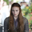 Sansa Stark (played by Sophie Turner)
