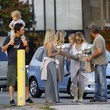 Kate Hudson And Family In Malibu On Mother's Day - From zimbio.com