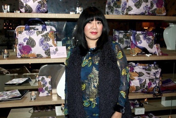 Anna Sui Loves Led Zeppelin, Wouldn't Mind Meeting Cannibals & More