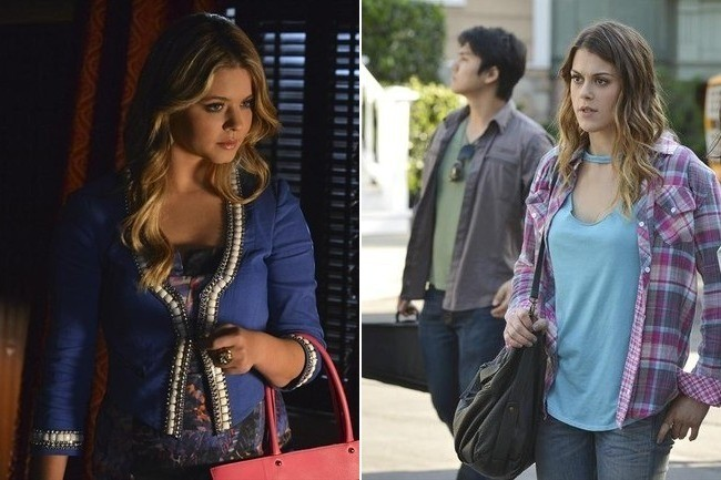 Who is dating who on pll