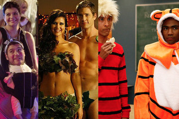 The Greatest Halloween Couples' Costumes on Television