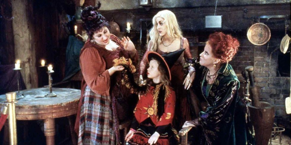 The Cast of 'Hocus Pocus' Had an Adorable Reunion Over Halloween Weekend