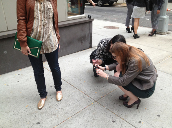 In Which I Learned the Secrets of Street Style Photography