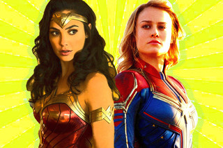 This Quiz Will Reveal If You'll Be BFFs With Wonder Woman Or Captain Marvel