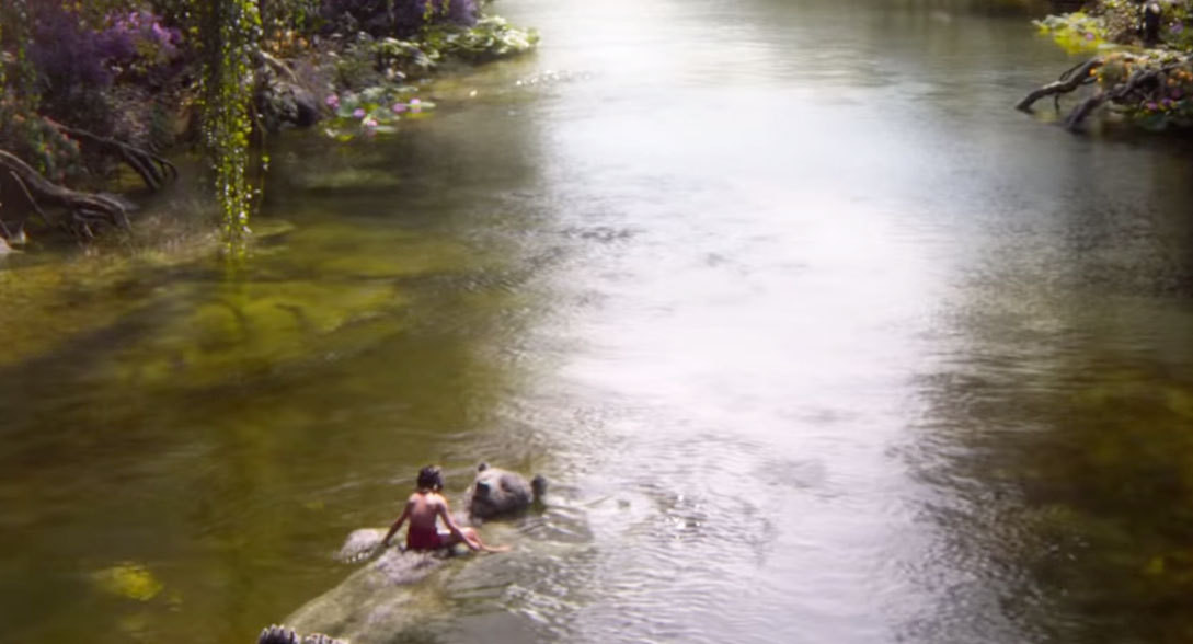 watch the  u0026 39 jungle book u0026 39  characters come to life in the