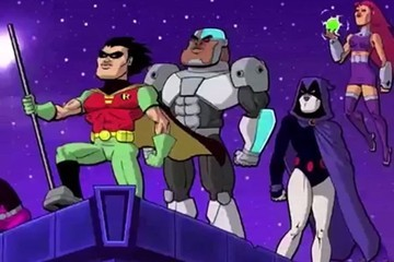 The 'Teen Titans Go!' Clip That Skewers the DC Movie Universe in 40 Seconds