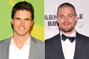 The Amell 'Brothers' Talk CW Domination