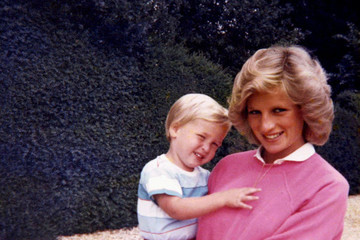 We're Getting Way Too Emotional Over These Newly Released Princess Diana Photos