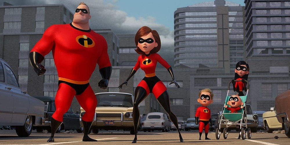 Incredibles2ProvesPixarSMasteryOfSequels