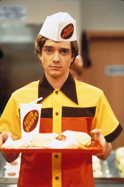 Topher Grace as Eric Forman (Then)