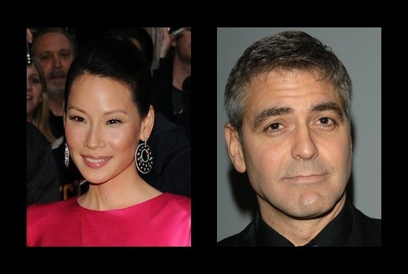 Lucy Liu had a fling with George Clooney