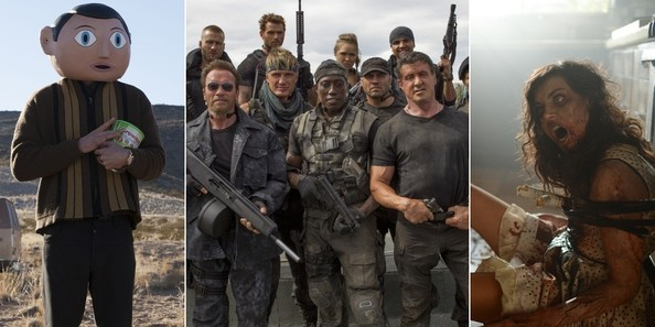 Weekend Watch: Smaller Films Trump 'Expendables 3'