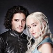 Jon and Daenerys ('Game of Thrones')