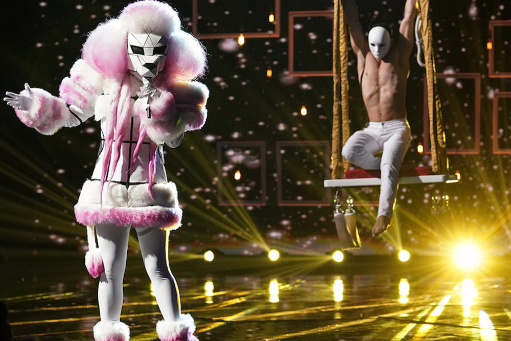 Why Shows Like 'Ellen's Game Of Games' and 'The Masked Singer' Are Having A Moment
