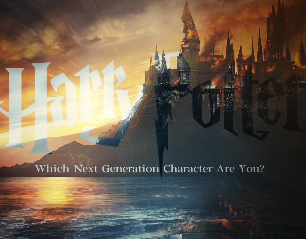 Which Next Generation 'Harry Potter' Character Are You