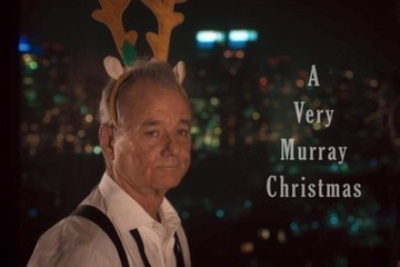 Can Xmas Get Here Sooner? The Cast for Bill Murray's Special Is Amazing