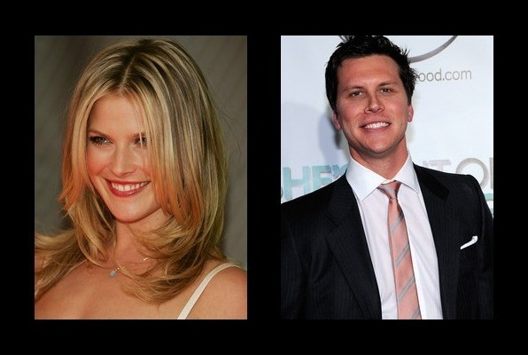 Ali Larter is married to Hayes MacArthur