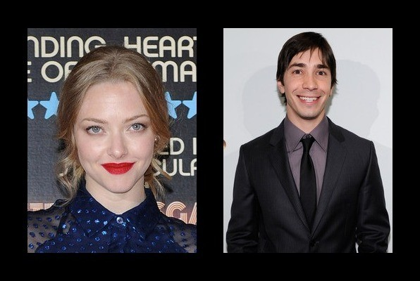 Amanda Seyfried is dating Justin Long