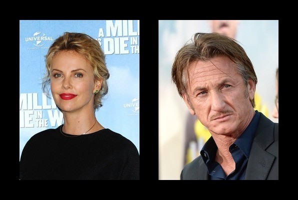 Charlize Theron is dating Sean Penn