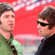 Liam+Gallagher in Oasis Photo Session At Wembley - From zimbio.com
