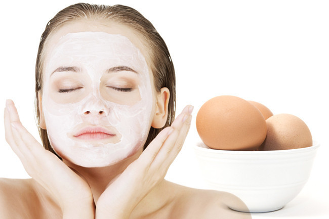 Weekend Beauty Dare: Three DIY Egg-Based Treatments