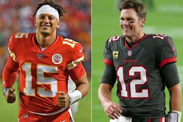 Is Patrick Mahomes Or Tom Brady Your Soulmate?