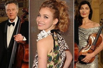 Zimbio Interview: Imogen Poots On 'A Late Quartet,' On-Set Nicknames, and Learning Violin