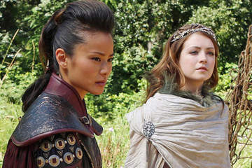 'Once Upon a Time' Will Explore an LGBT Relationship in Season 5