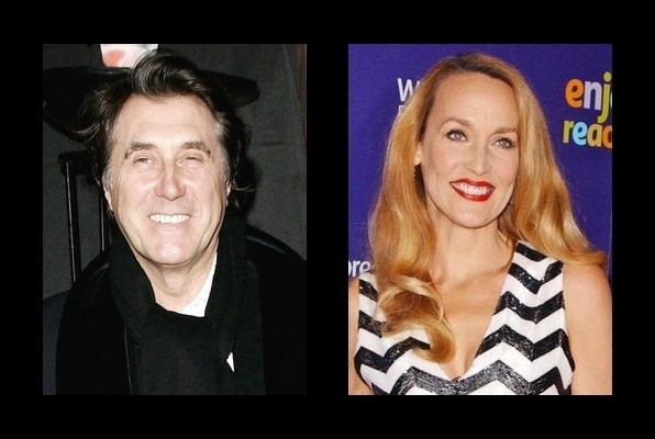 Bryan Ferry dated Jerry Hall