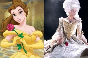 Here's What the Disney Princesses Might Have Looked Like If They Existed in the Real World