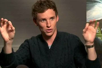 Eddie Redmayne on Meeting Stephen Hawking and 'The Theory of Everything'