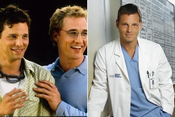 Justin Chambers - Then and Now: The Cast of \'Grey\'s Anatomy\' - Zimbio