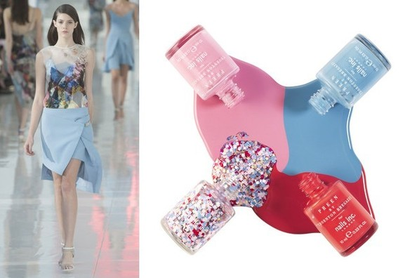 Cool Collab Alert: Preen x Nails Inc.