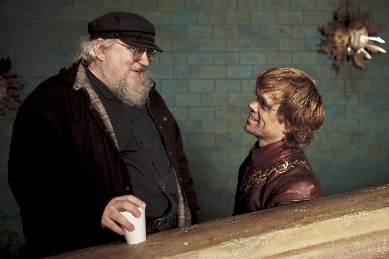 George R.R. Martin's The Ice Dragon to Become a Movie