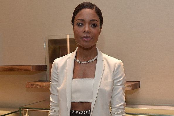 Naomie Harris Shows Us a Crop Top Can Be Elegant
