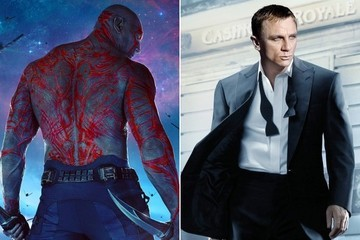 'Guardians of the Galaxy' Star to Face Off Against 007